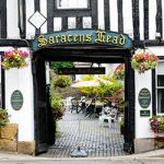 Saracens Head Visit Southwell