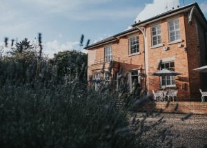 The Old Vicarage Boutique hotel